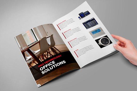 Home Technology Brochure Template 27 Brochure Templates Creative