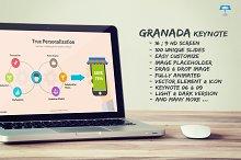 Granada Keynote Template