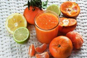 Mixed Citrus Juice