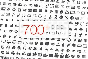 Signia: 700+ Vector App Icons