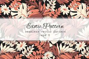 Exotic pattern