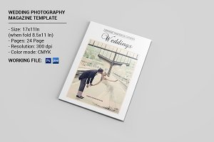 Wedding Photography Magazine-V502