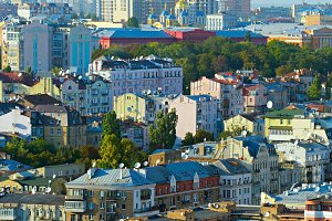 Kiev real estate, Ukraine