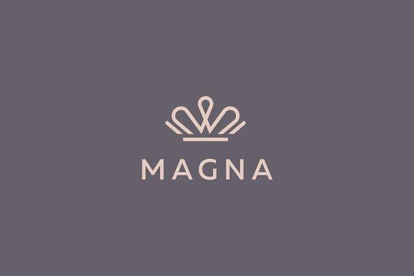crown premium logo