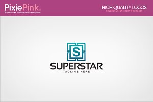 Superstar Logo Template