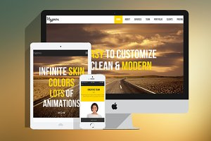 Hypnos - MultiPurpose HTML Template