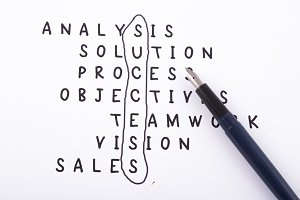 Business Strategy Success keyword