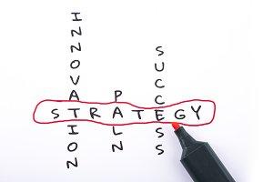 Business Strategy Strategy keyword