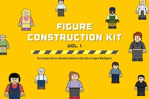 Figure Construction Kit (Vol. 1)