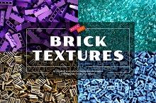 Brick Textures (Vol. 1)