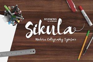 Sikula Font
