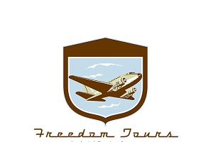 Freedom Tours Logo