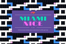 Miami Nice Patterns (Vol. 1)