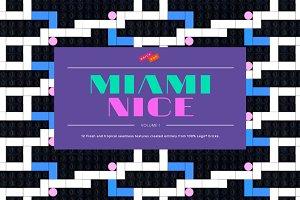 Miami Nice Patterns (Vol. 1)