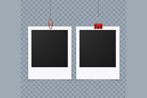Photo Frames. Vector
