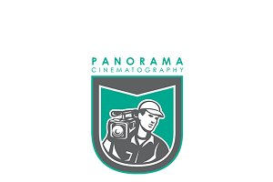 Panorama Cinematography Logo