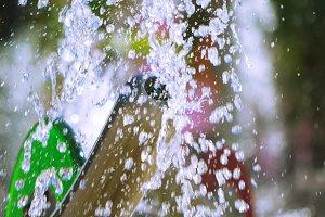 Water Spout II
