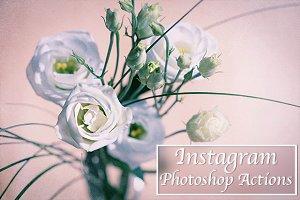 50 Instagram Photoshop Actions