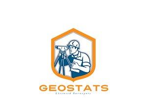 Geostats Licensed Surveyors Logo
