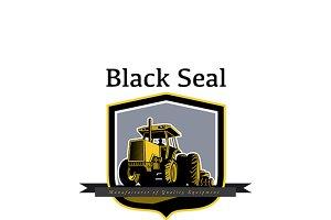 Black Seal Farming Equipments Logo