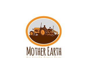 Mother Earth Eco Friendly Organic Fa