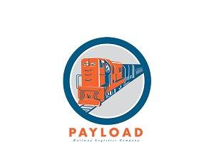 Payload Railway Logistics Logo