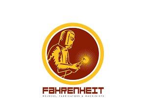 Fahrenheit Welders Logo