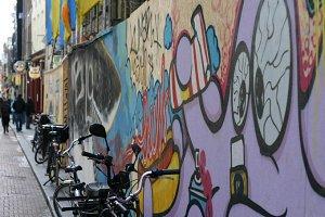 Graffiti // Amsterdam