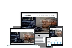 AT Transport Onepage Joomla Template