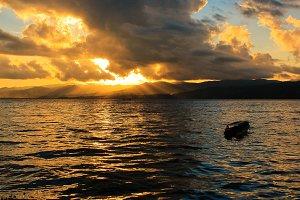 Wayame Sunset