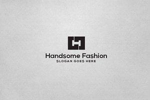 Letter 'H' Logo Template