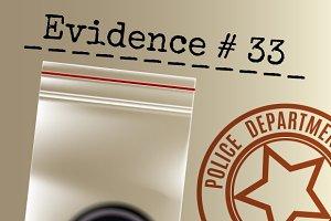 Police case evidence