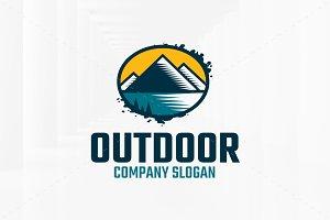 Outdoor Logo Template