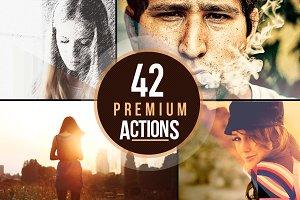 42 Premium Actions