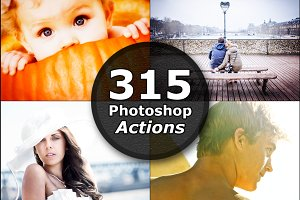 Photoshop Actions Filters Effects