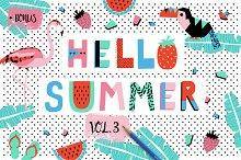 Hello Summer bundle VOL3
