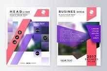 Brochure Template. Report