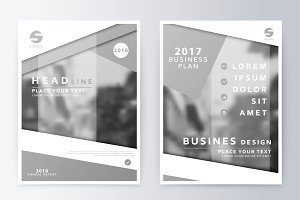 Brochure Template. Report