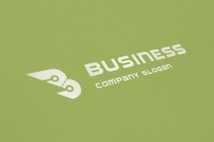 Business - Letter B Logo
