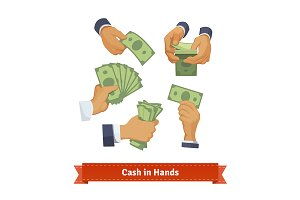 Cash in hands