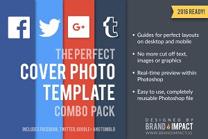 Combo Cover Image Template