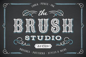 The Brush Studio