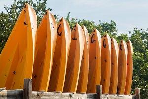 Plastic Kayaks in Florida