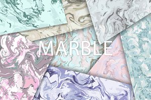 55 Marble Vector Textures
