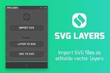 SVG Layers