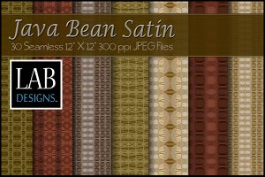 30 Satin Fabric Textures Java Bean