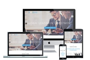 AT Brand Onepage Joomla Template
