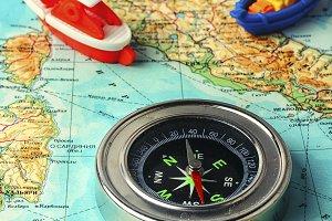 Marine map navigator