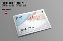 InDesign Portfolio Brochure-V506