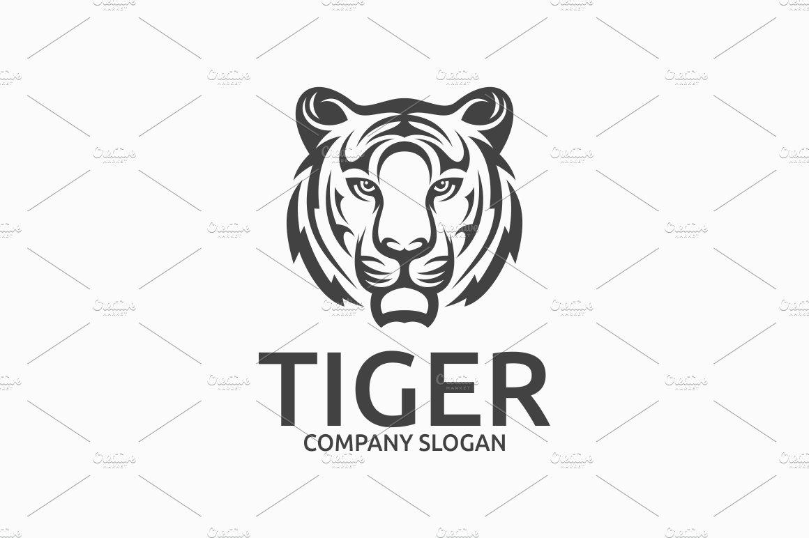 Tiger Logo ~ Logo Templates ~ Creative Market